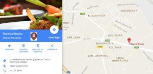 reserva-grupos-en-google-maps