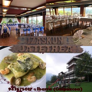 Bar Restaurante Izaskun Jatetxea