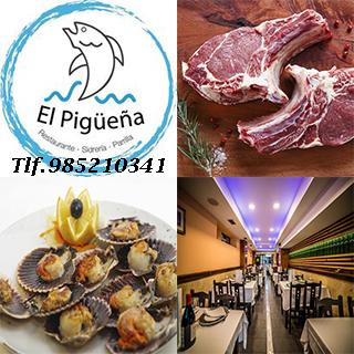 Restaurante El Pigüeña