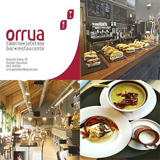 Restaurante Orrua Jatetxea