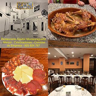 Restaurante Asador Montearagueña