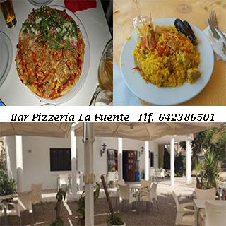 Bar Pizzería La Fuente