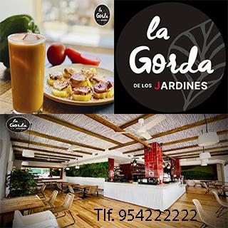 Restaurante La Gorda de los Jardines