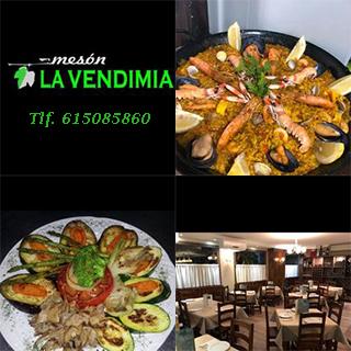 Restaurante Mesón La Vendimia