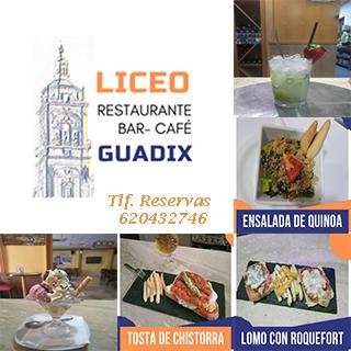 Liceo Accitano Restaurante Café Bar