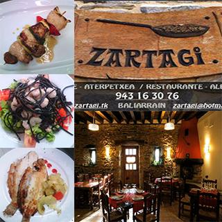 Restaurante Zartagi Jatetxea