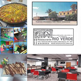 Restaurante Río Verde