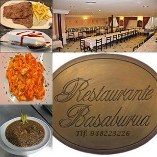 Restaurante Basaburua