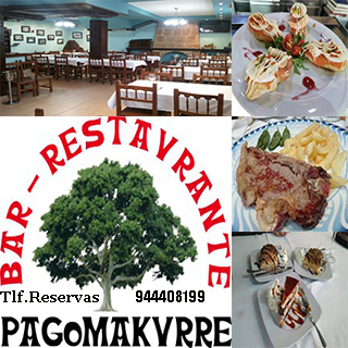 Bar Restaurante Pagomakurre