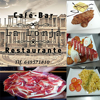 Bar Restaurante La Lonja