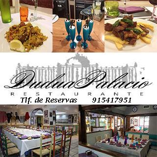 Restaurante Duduá Palacio
