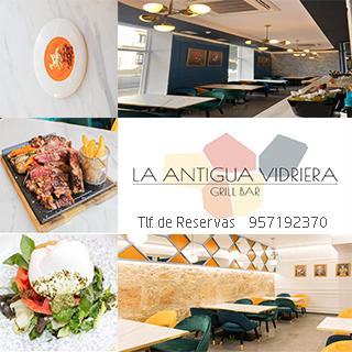 Restaurante La Antigua Vidriera
