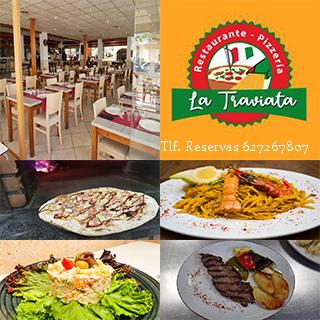 Restaurante La Traviata Di Fratelli