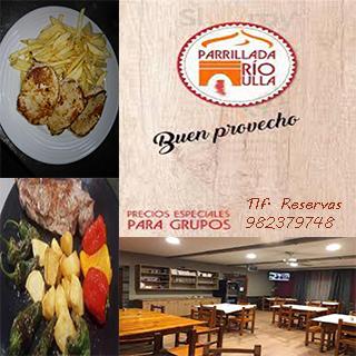 Restaurante Parrillada Río Ulla
