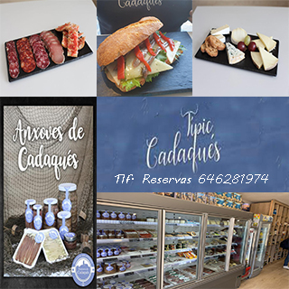 Restaurante Tipic Cadaqués