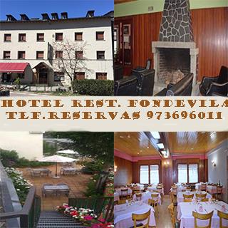 Hotel Restaurante Fondevila