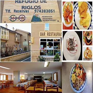 Restaurante Refugio de Riglos