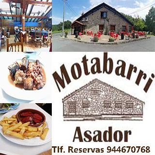 Restaurante Asador Motabarri