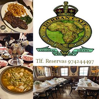 Restaurante Durban Café