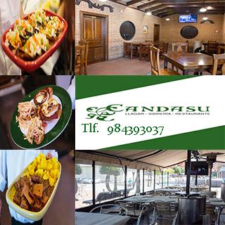 Restaurante Sidrería Candasu